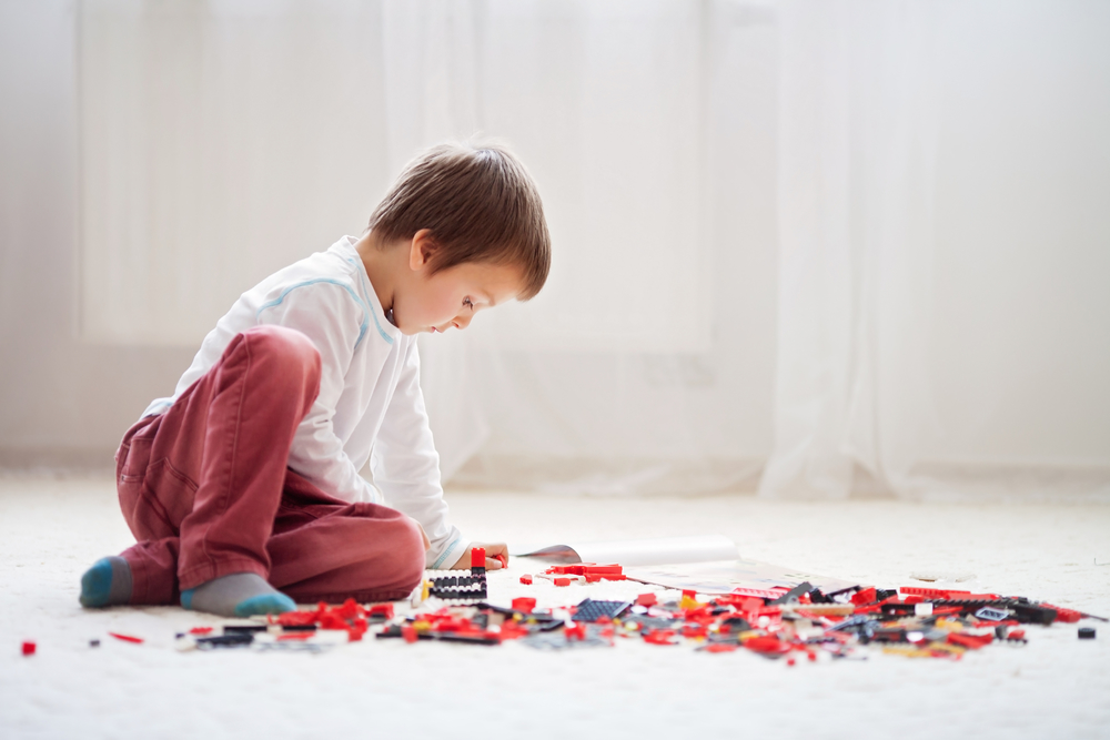 3 Types of Christmas Gifts for Child Development