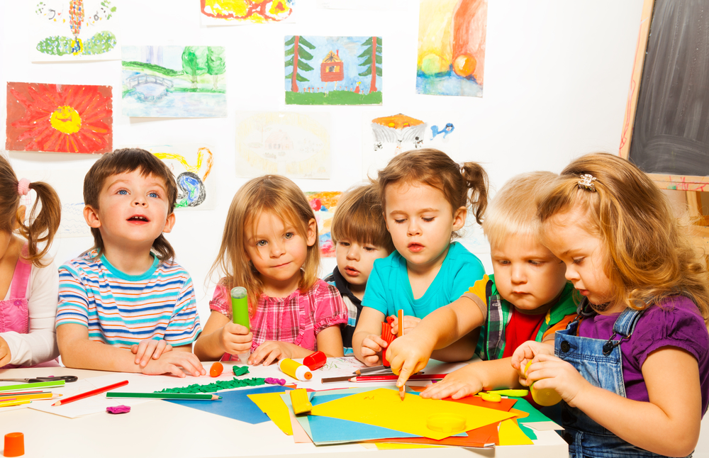 6 Creative Art Activities For Preschoolers