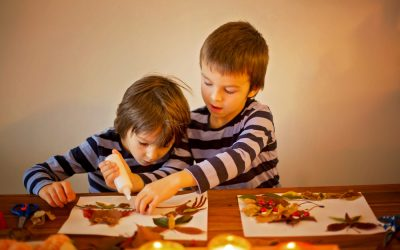 7 Creative Fall Crafts For Kids
