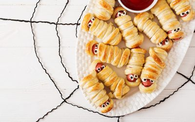 Spooky Dishes Perfect for a Halloween Party
