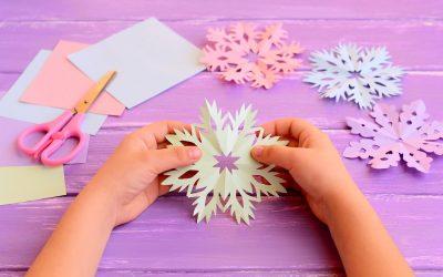 4 Fun DIY Winter Crafts for Preschoolers