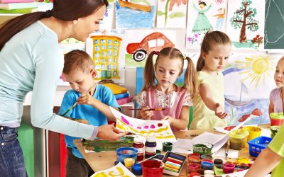 Your Guide to Public or Private Kindergarten