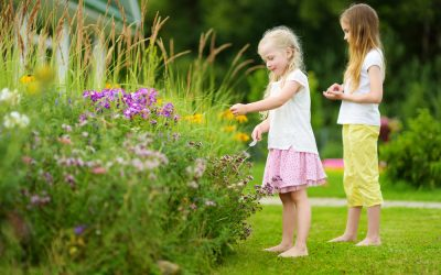 7 Healthy Spring Activities For Kids