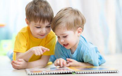4 Summer Reading Activities for Preschoolers