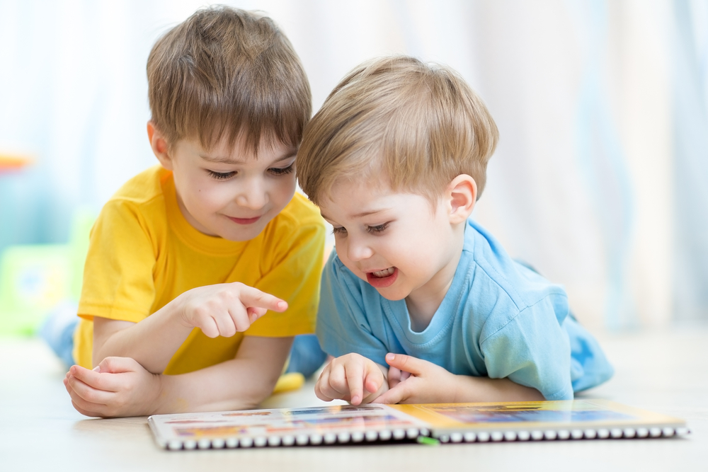 4 Summer Reading Activities for Preschoolers