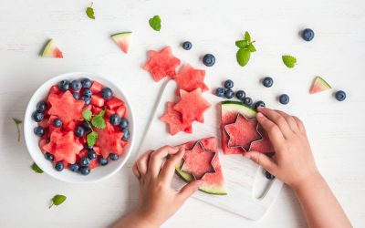7 Healthy Summer Snacks for Kids
