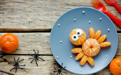 6 Fall Snacks for Preschool Kids