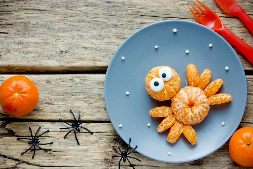 Fall Snacks for Preschool Kids, The Woodlands Tree House, The Woodlands, TX