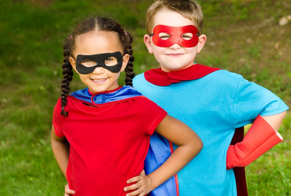 4 Halloween Safety Tips for Preschoolers