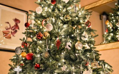 Happy Holidays from Woodlands Tree House Preschool!