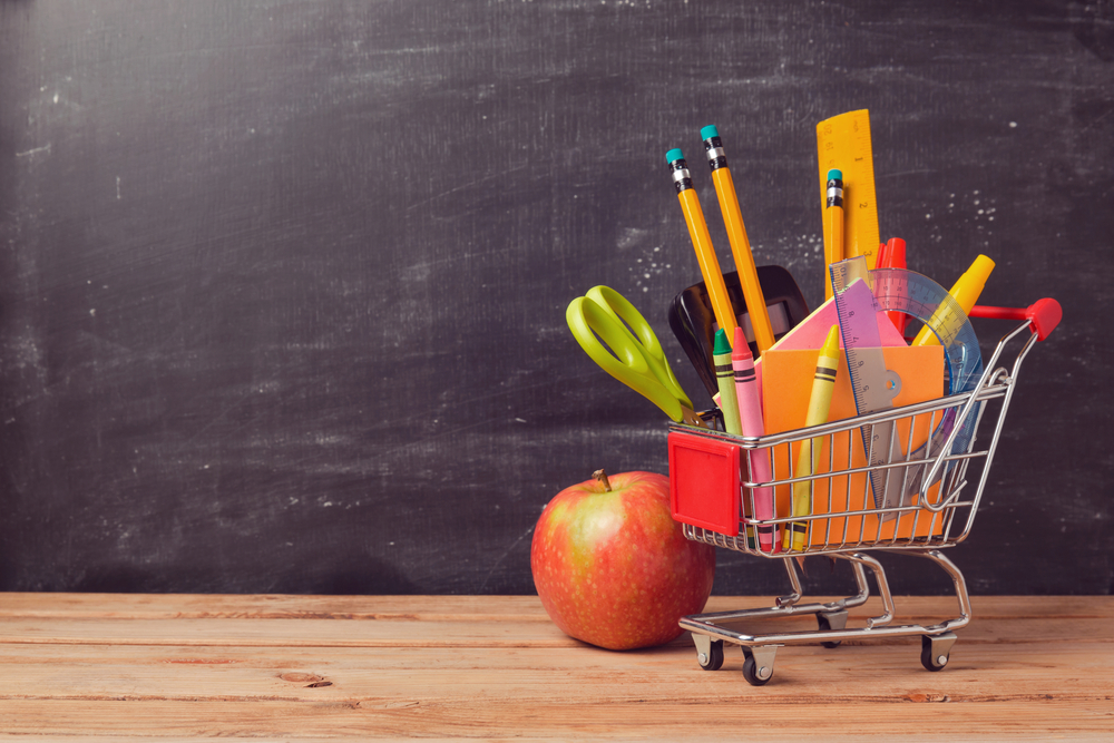 School Supplies: A Complete Checklist & Shopping Tips
